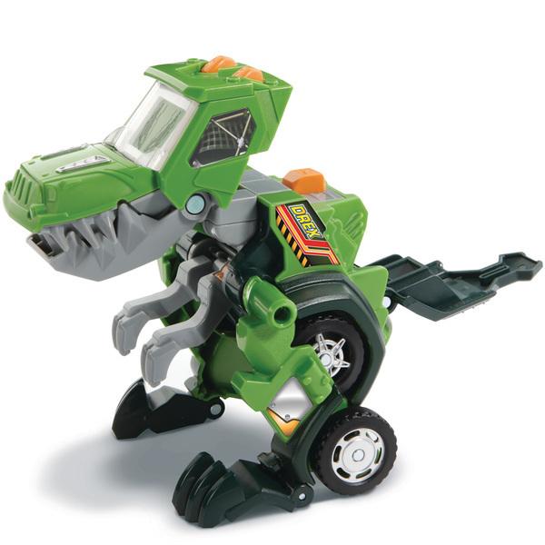 Switch & Go Dinos-Jeep Drex super T-Rex