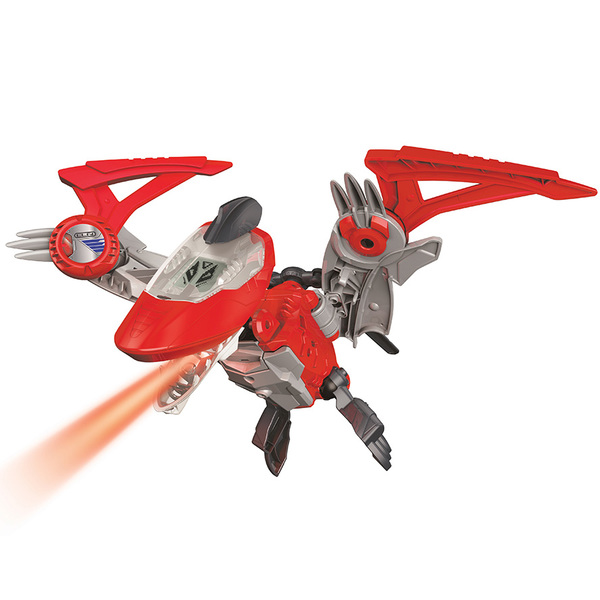 Switch and Go Dinos-Hélicoptère Kyrion super Ptéranodon
