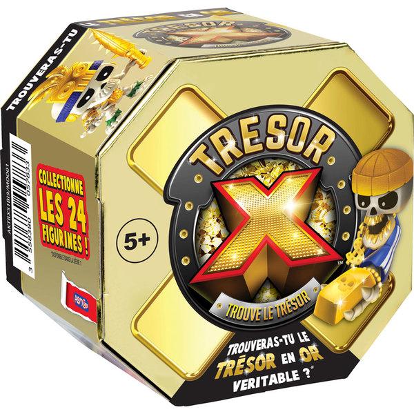 Trésor X-Coffre au trésor