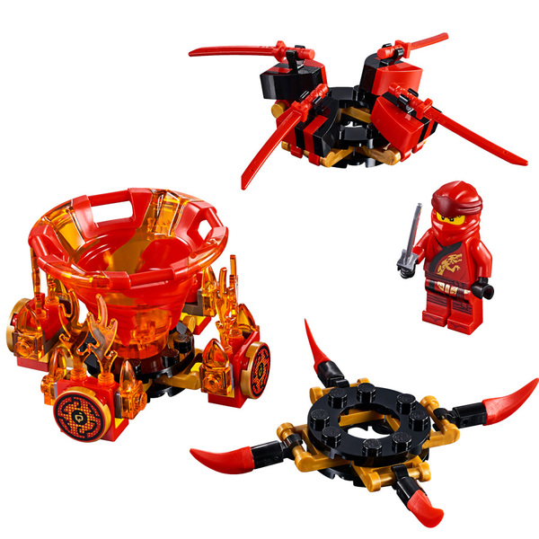 Lego® Kai Spinjitzu Toupie Ninjago 70659 T3clFK1J