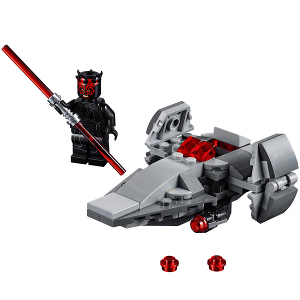 75224-LEGO® Star Wars Microvaisseau Sith Infiltrator