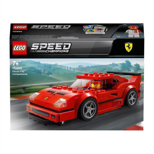 75890-LEGO® Speed Champions Ferrari F40 Competizione