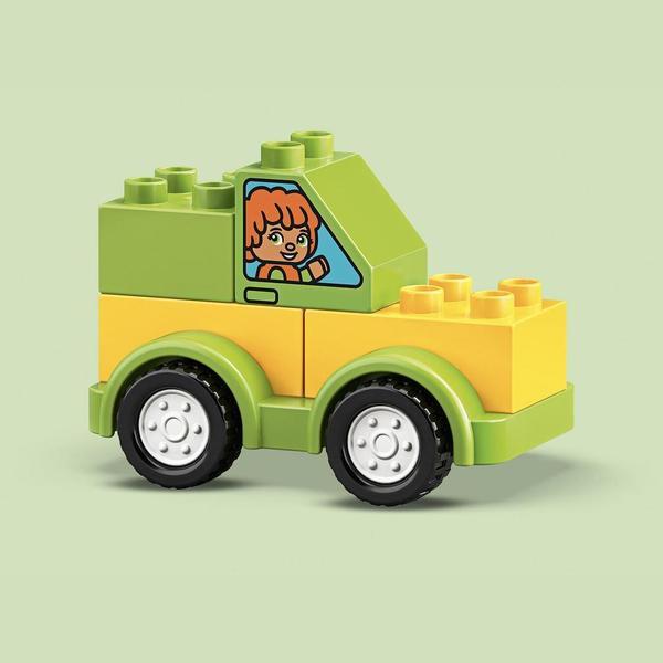 Lego® Duplo Mes Véhicules 10886 Premiers PTOXiukZ