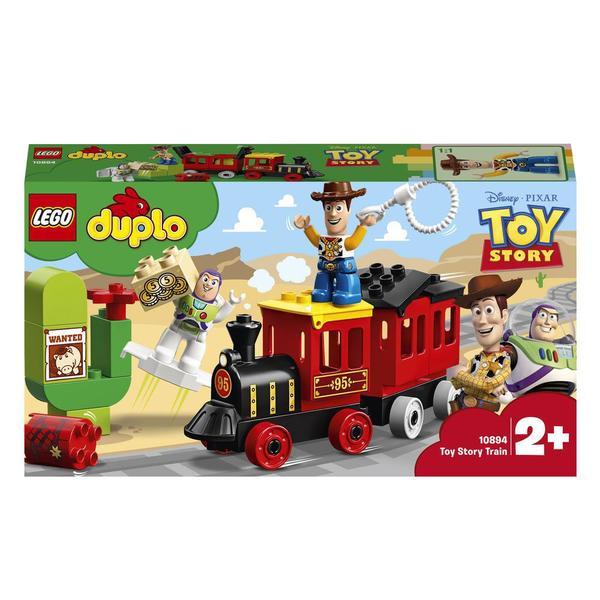 10894-LEGO® Duplo le train de Toy Story