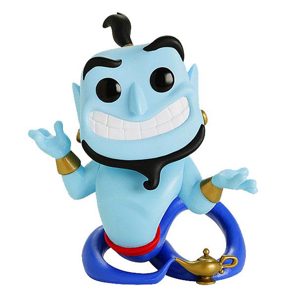 Funko Pop Disney Aladdin-Figurine génie avec sa lampe