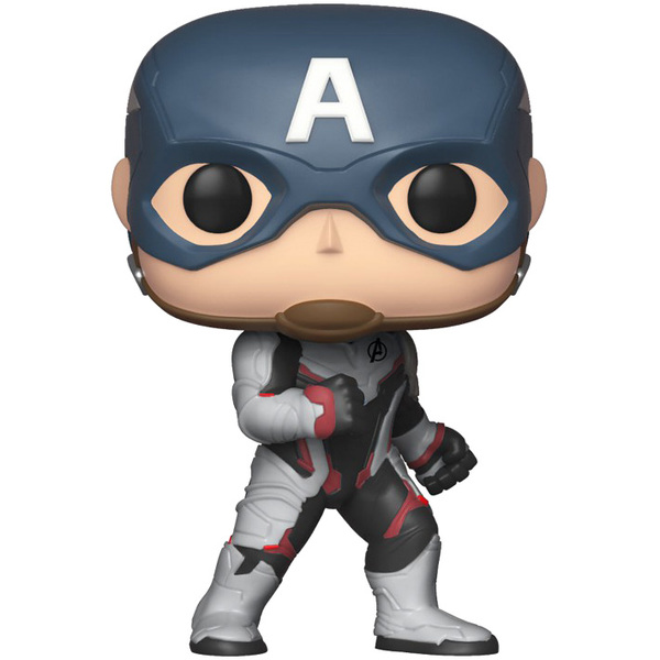Figurine Funko Pop Captain America Avengers Endgame