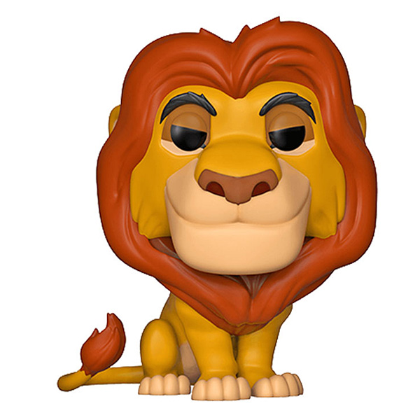 Funko Pop Disney Roi Lion-Figurine de Mufasa