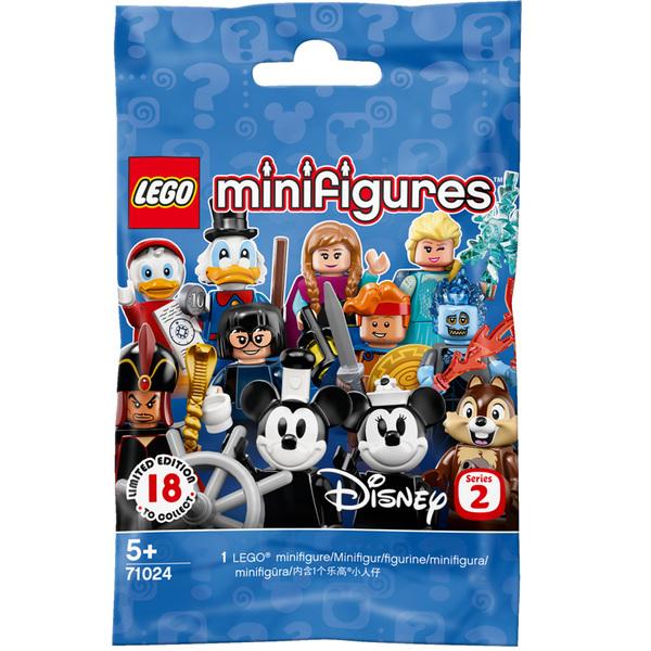 Lego® 71024 Disney Série LegoKing Minifigurines 2 Jouet 9IHD2YeWE