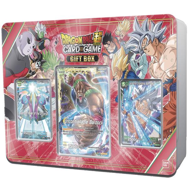 Dragon Ball Super-Cartes à collectionner Gift Box
