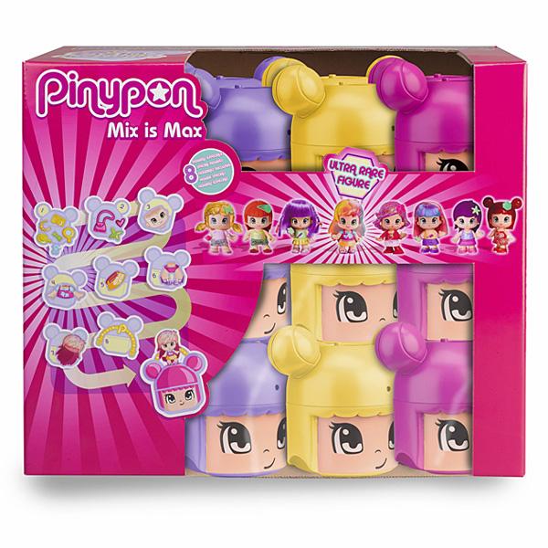 Mini Box Pinypon
