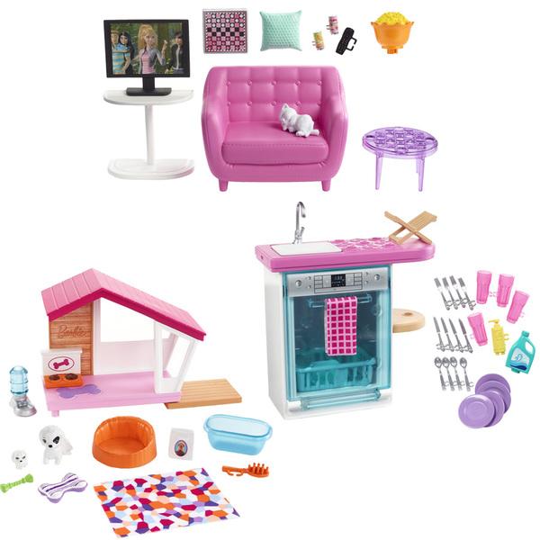 Barbie-Mobilier d