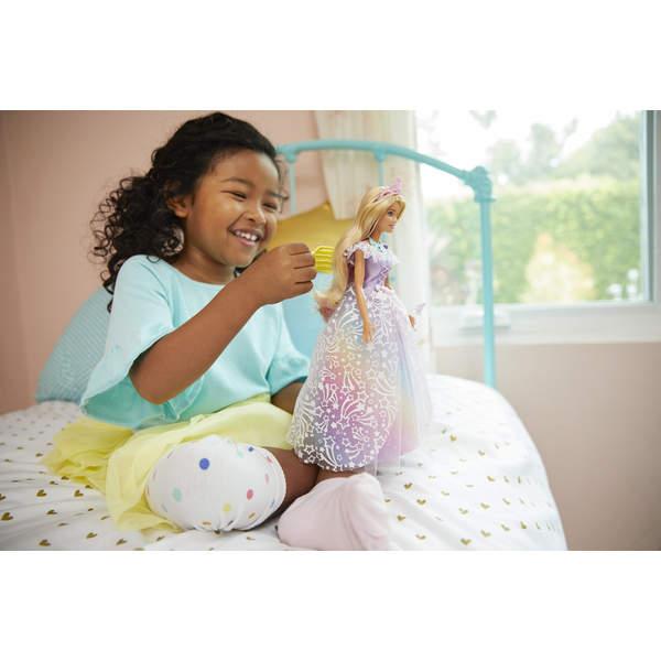 Barbie Dreamtopia-Poupée princesse de rêves
