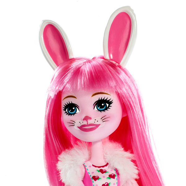Enchantimals-Poupée lapin Bree avec Twist