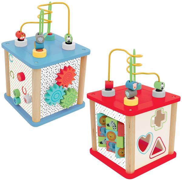 Mini cube d'activités