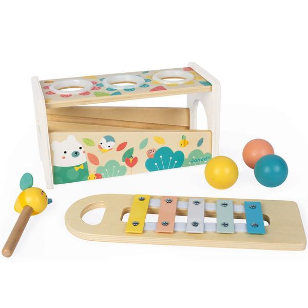 Tap Tap xylophone en bois