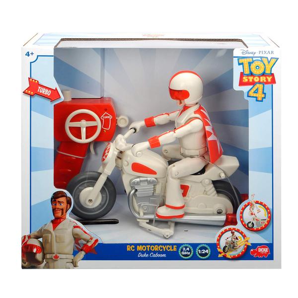Duke Caboom radio télécommandé - Disney Toy Story 4