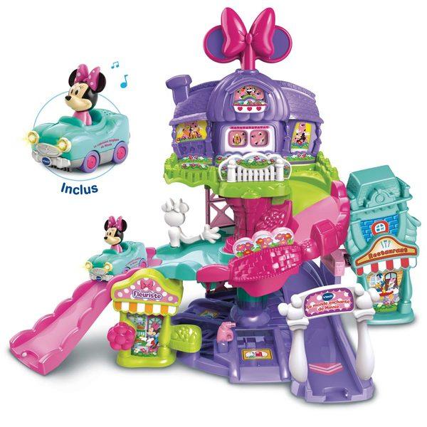 Le monde enchanté de Minnie Tut Tut Bolides - Disney