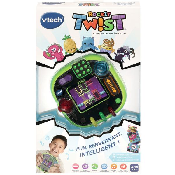 Console éducative Rockit Twist verte