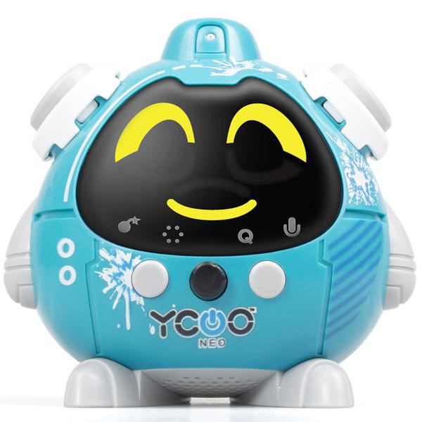 Robot Quizzie Silverlit : King Jouet, Ordinateurs et jeux interactifs Silverlit - Jeux et jouets ...