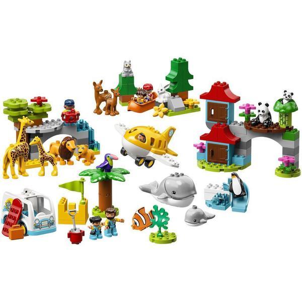 Monde Du Lego® Les Animaux 10907 Duplo WEID29YH