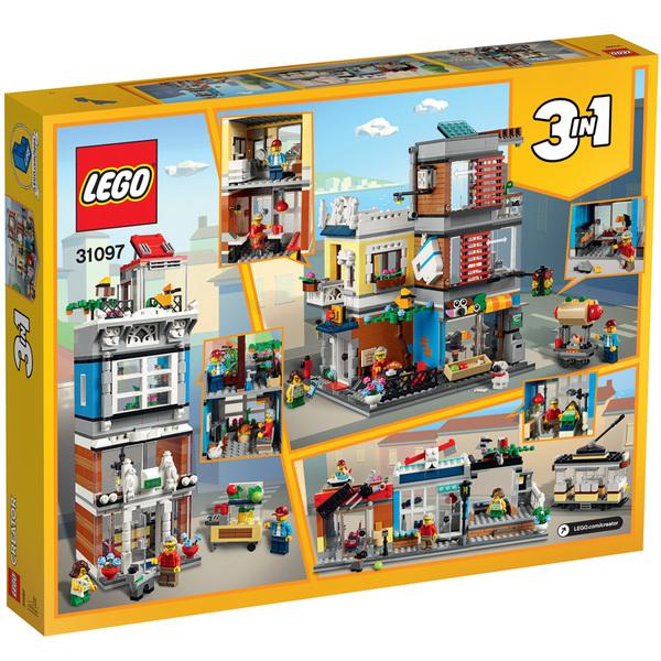 lego creator 3 en 1 king jouet