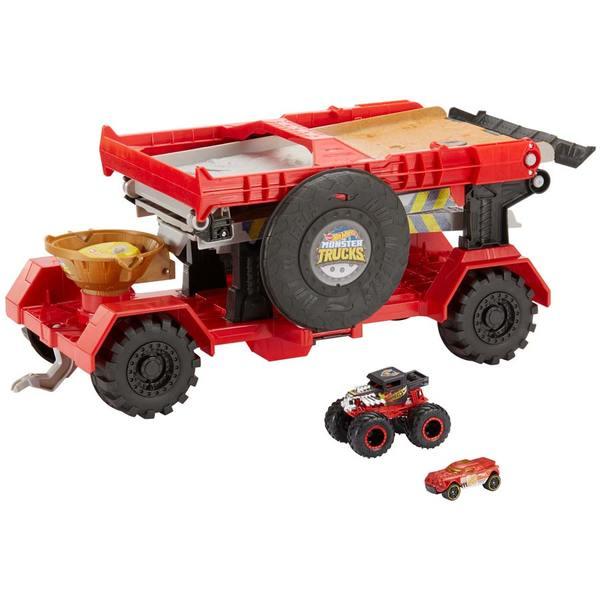 Remorque Hot Wheels Monster Trucks