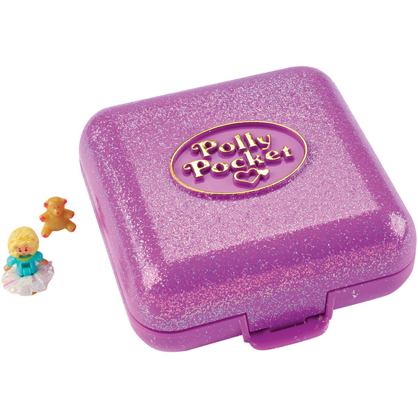 Coffret Vintage Polly Pocket