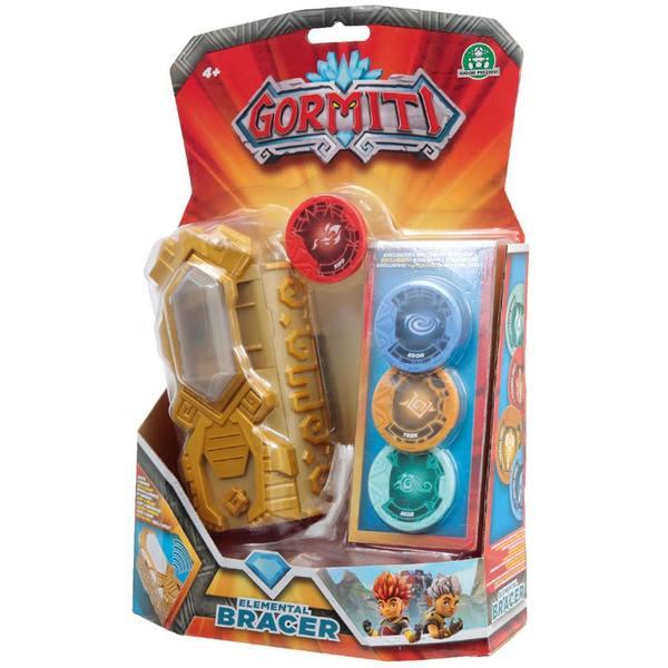 Gormiti-Bracelet des éléments
