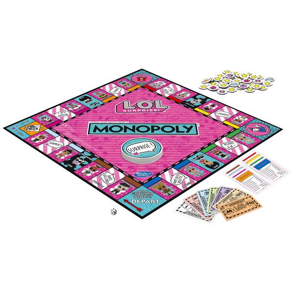 Monopoly LOL Surprise