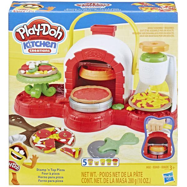 Play Doh-La Pizzeria