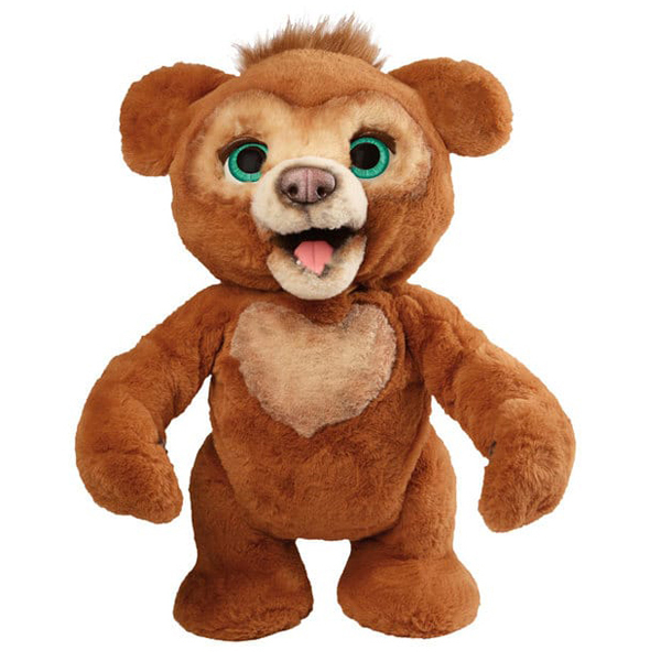 Furreal Friends - Peluche interactive Cubby l