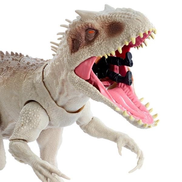 Jurassic World-Figurine dinosaure interactif Indominus Rex 60 cm