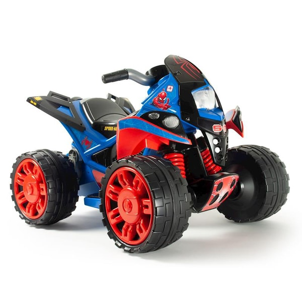 Quad Beast Spiderman 12V