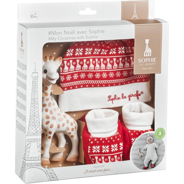 Coffret mon Noël avec Sophie la girafe