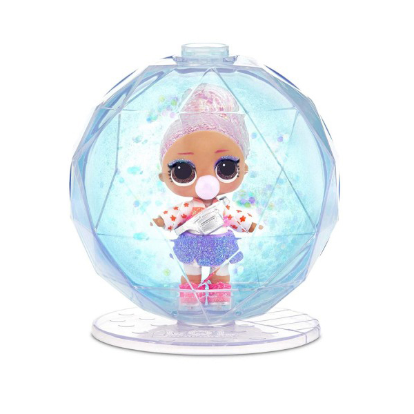 L.O.L. Surprise Glitter Globe Winter Disco