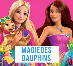 Barbie Magie des dauphins