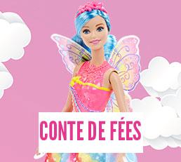 Barbie conte de fées