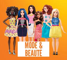 Barbie mode & beaut&eacute