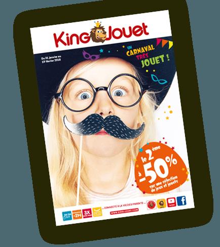Catalogue carnaval 2018