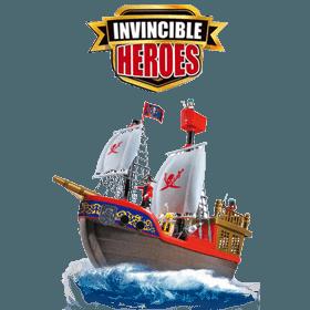 Invicible Heroes