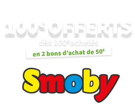 Les offres SMOBY