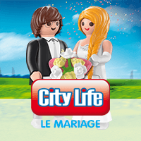 Playmobil City Life Le mariage