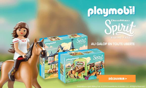 Playmobil - Spirit