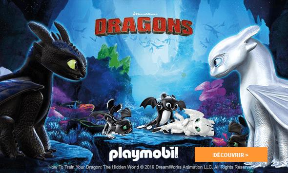 Playmobil - Dragons