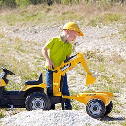 Smoby : La vie en tracteur