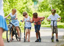 Sun & Sport : Jeux à roues