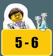 LEGO - de  5 à 6 ans<