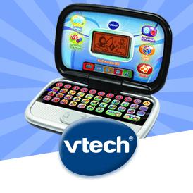 Jouets électroniques éducatifs Vtech