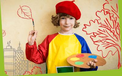 Creamania : Dessin et peinture