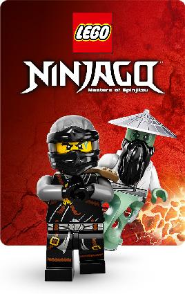 LEGO ® Ninjago